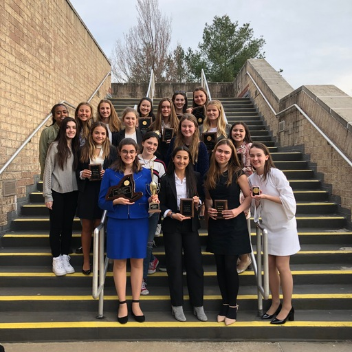 Forensics Team Excels at NYCFL and State Championships!