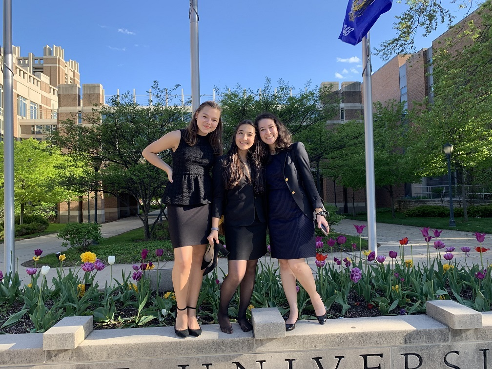 Forensics Competes at Grand National Championship Tournament
